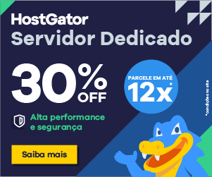 Servidor dedicado HostGator em promoção. Confira!